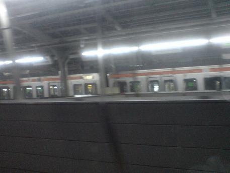 名古屋発車