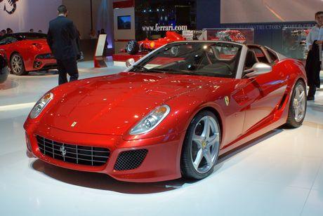 Ferrari SA APERITA