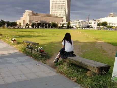 山形駅西口駅前