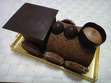トレインチョコロール